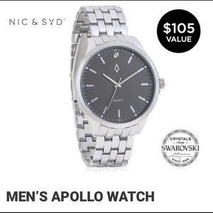 Men's Classic Apollo Quartz Watch